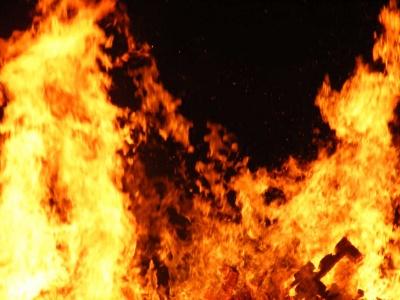 Segnare fuoco di sant antonio