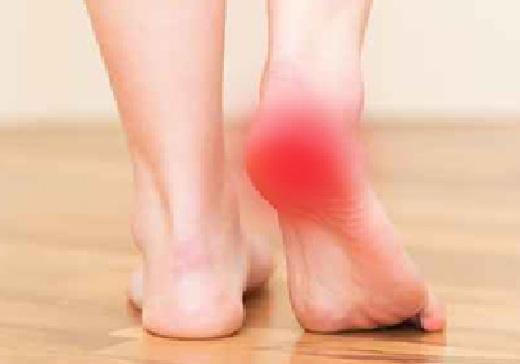 Foot at home